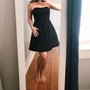 Black Skater Girl Dress